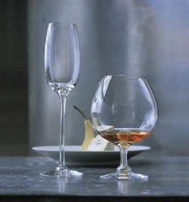 Kieliszek do szampana Fontaine  Holmegaard